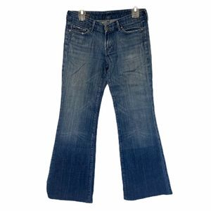 Citizens of Humanity Jeans 28x30 Women's Faye Full